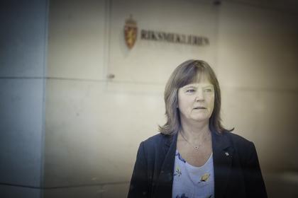 MEKLING: - Vi har kommet arbeidsgiver i møte, og nå må arbeidsgiver på sin side innfri inngåtte avtaler, sier Lise Olsen, nestleder i LO Stat og forhandlingsleder.