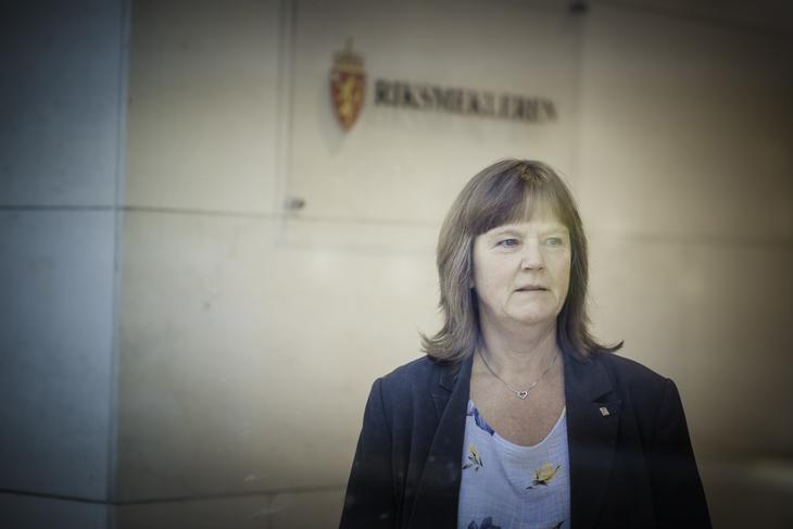 Vi opplever det som streikebryteri når andre utfører streikerammet arbeid, sier Lise Olsen, forhandlingsleder og nestleder i LO Stat.