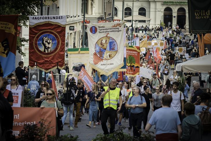Kulturstreiken trappes opp fra 1. oktober.