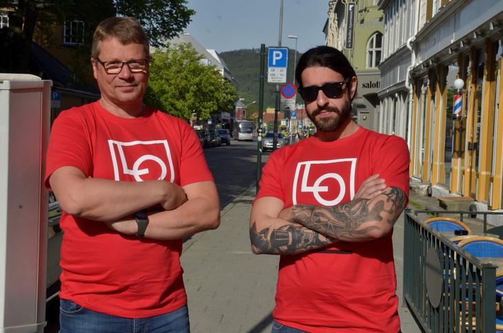 Eric Berget tar over for Lars Børseth