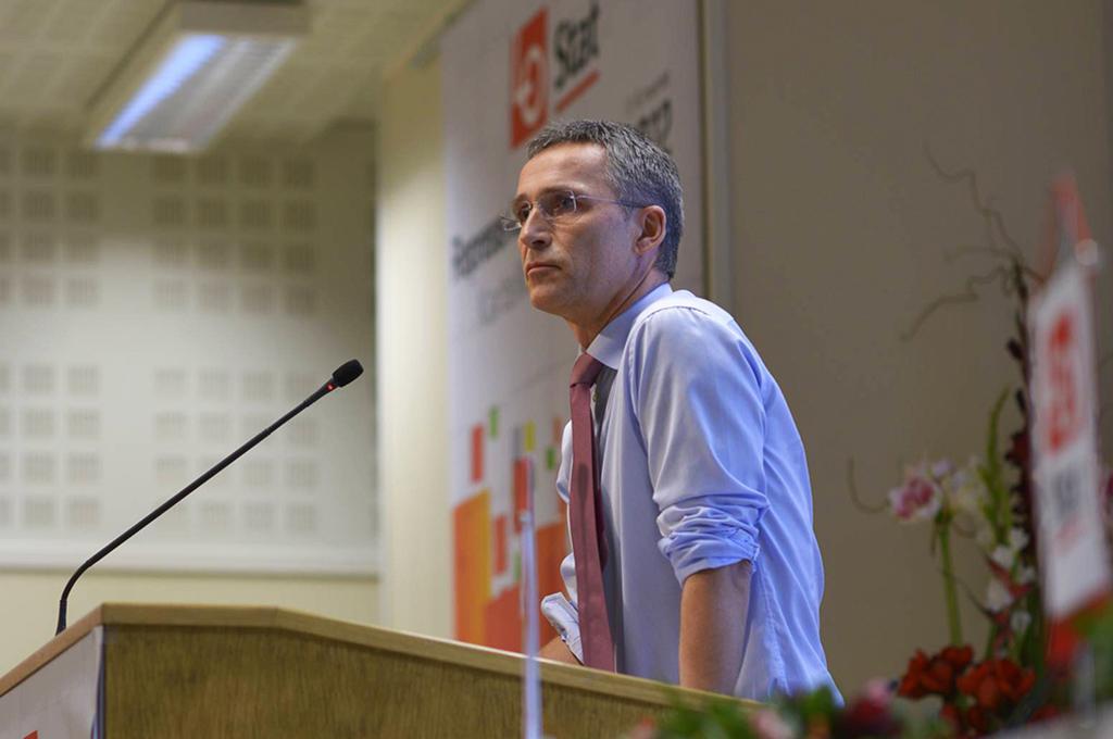 Statsminister Jens Stoltenberg. Kristian Brustad