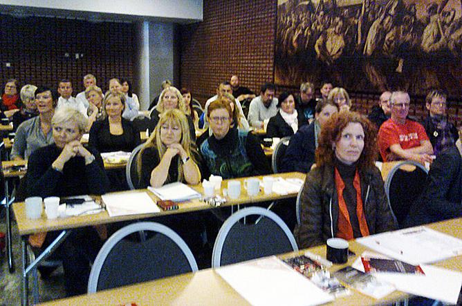 KRIM I STAVANGER: Torsdagens kriminalpolitiske konferanse i Stavanger bød på gode innledninger.