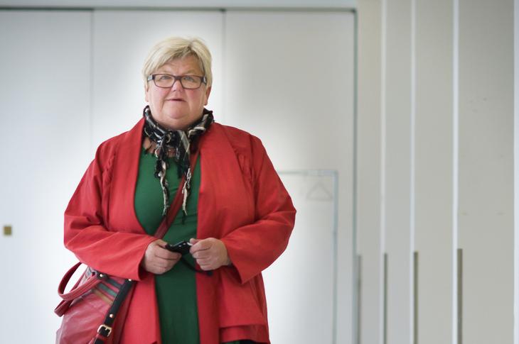 LO Stat leder Tone Rønoldtangen