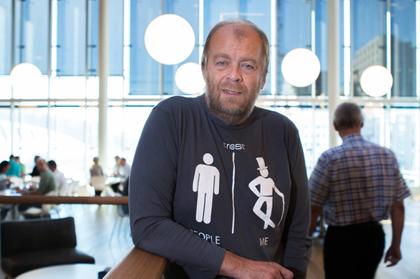 Ørn Terje Foss. Foto: Morten Hansen