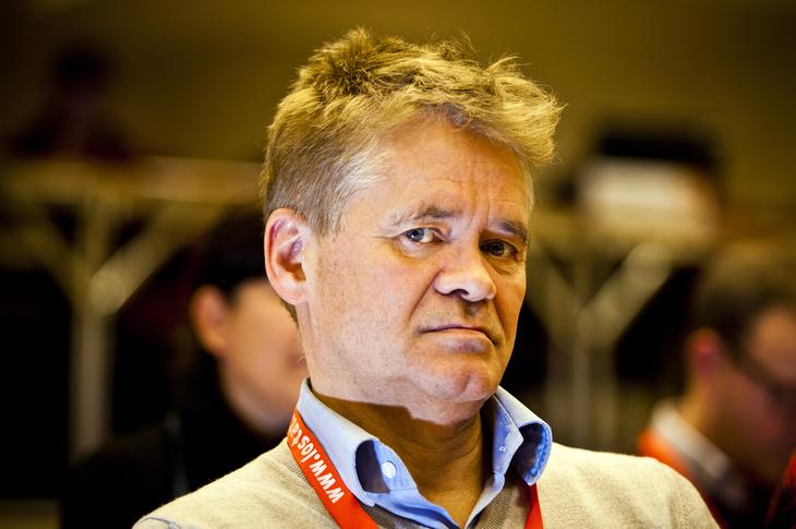 NJFs leder Kjell Atle Brunborg