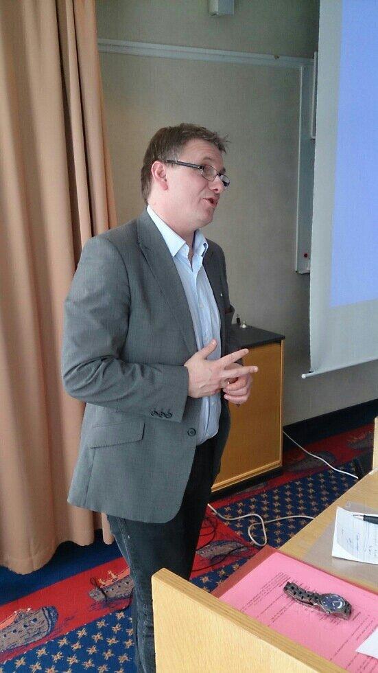 Freddy De Ruiter (Ap). Foto: Odd Helge Henriksen