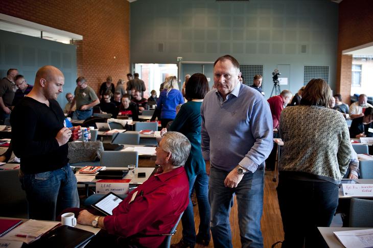 Tidligere forsvarssjef Sverre Diesen er kritisk til målstyringa i staten. Foto: Anders Hauge-Eltvik