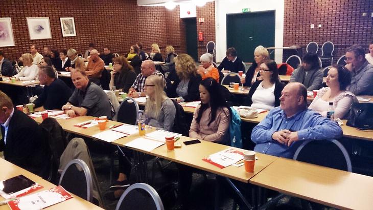 Kriminalpolitisk konferanse Stavanger 3.4 2014. Foto: Odd Helge Henriksen.