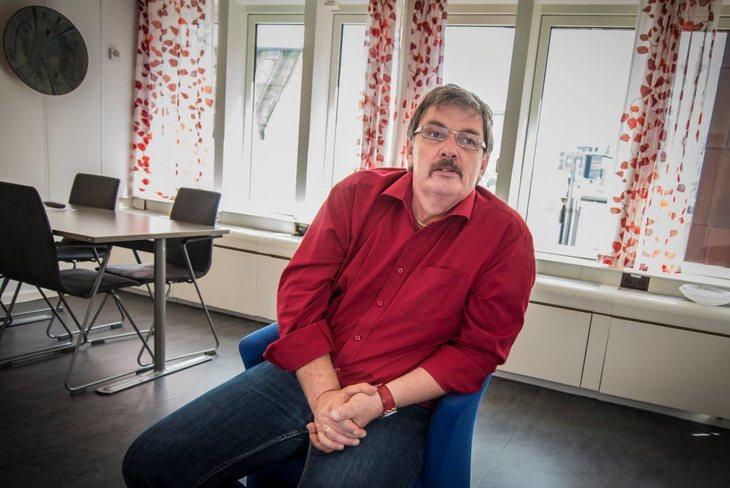 LO Stat-sekretær Dag Westhrin jobber med arbeidstidsspørsmål. Han mener fagbevegelsen må stå samlet mot angrepene på arbeidsmiljøloven. Foto: Kristian Brustad