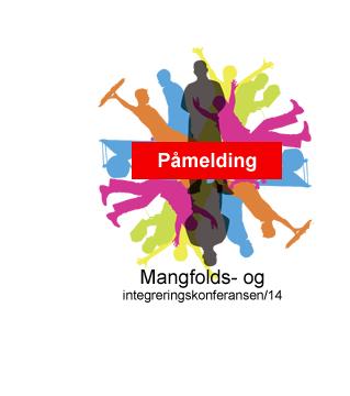 banner, Mangfolds- og integreringskonferansen 14