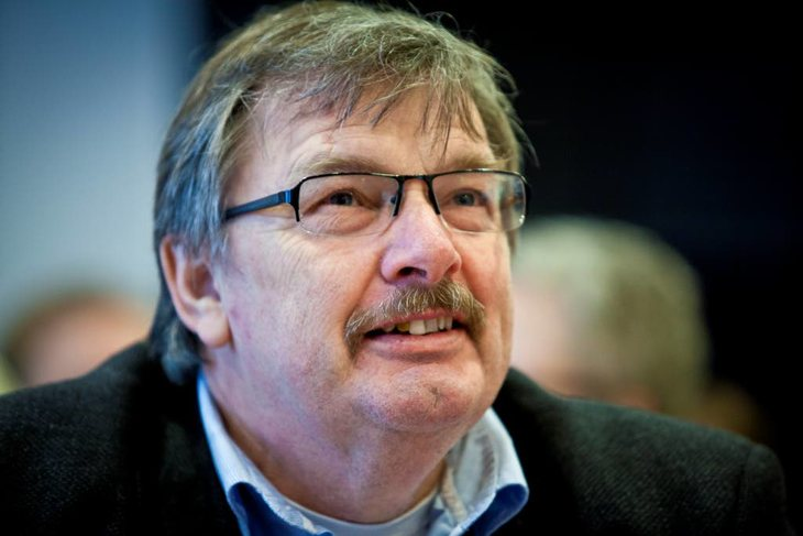 LO Stat sekretær Dag Westhrin. Foto: Ole Palmstrøm
