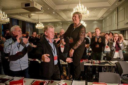 NFF fått sin første kvinnelige leder, Rita Bråten Foto: Lars Andersen