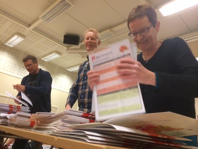 Forberedelser til kartellkonferansen 2014