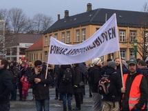 Fra Trondheim torg