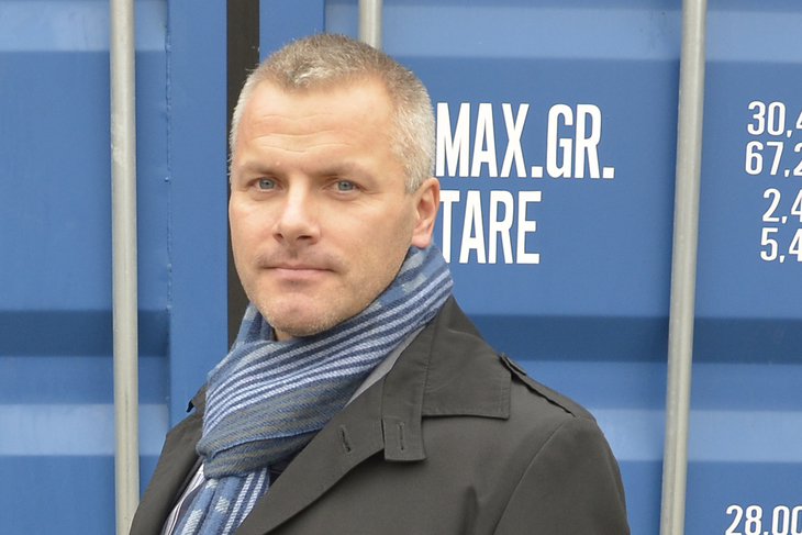 Tom-Rune Klemetsen, NTL Forsvaret. Foto: Anders Hauge-Eltvik