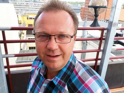 Arild Kjempekjenn. Foto:Stein Syrstad