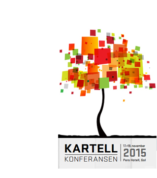 Kartellkonferansen 2015, 17. - 19. november